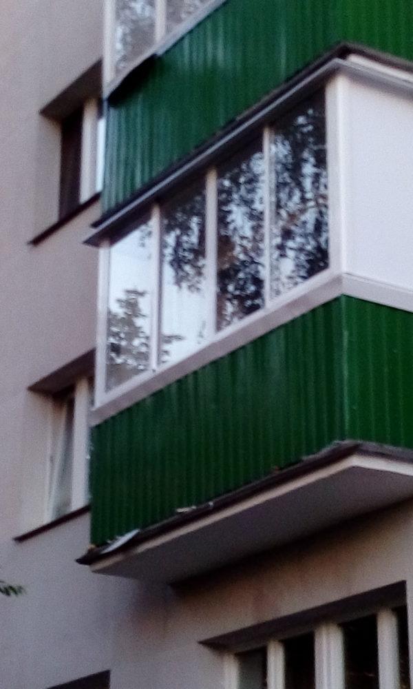 Балконное окно