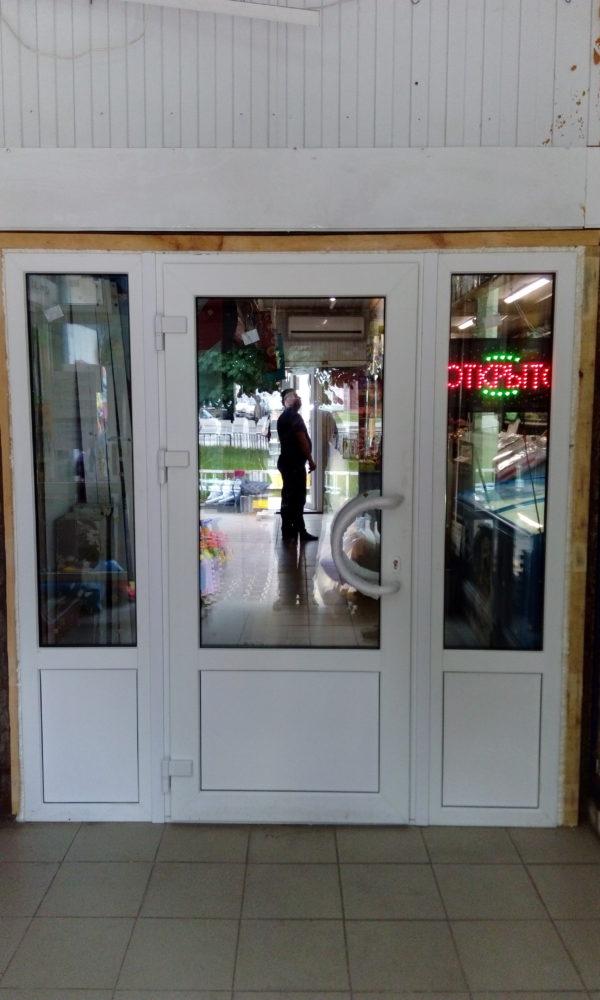 Ремонт дверей и окон пвх