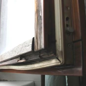 ремонт деревянных окон 1