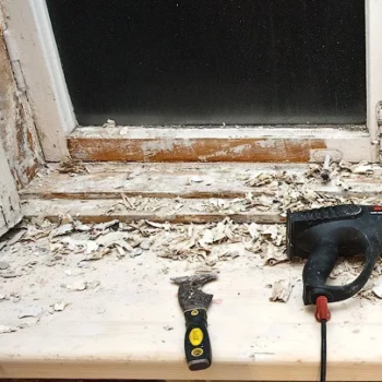 ремонт деревянных окон 4