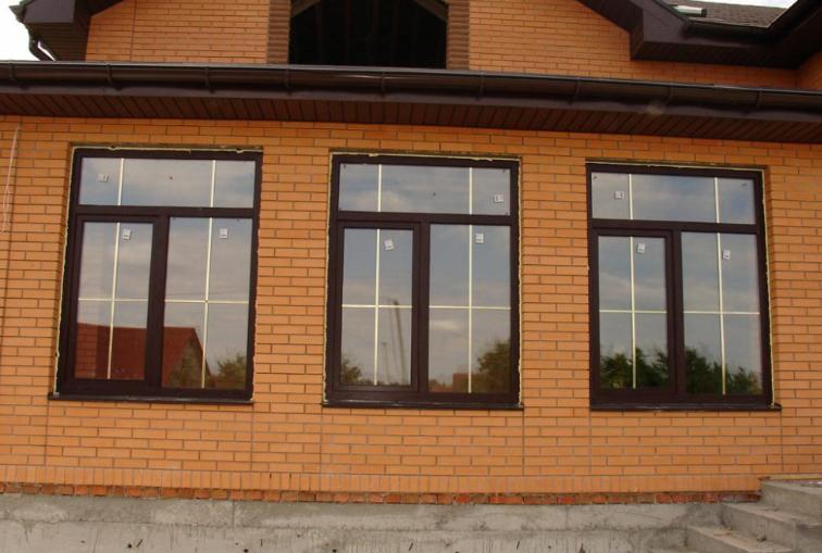 пластиковые окна для дома, фото