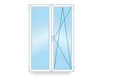 окно французское фото