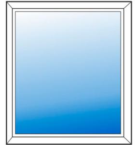 окно глухое фото